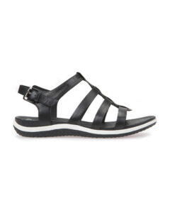 Geox Vega Sandále Čierna