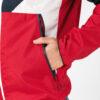 Jack & Jones James Bunda Modrá Červená Biela