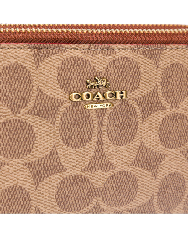 Coach Cross body bag Hnedá