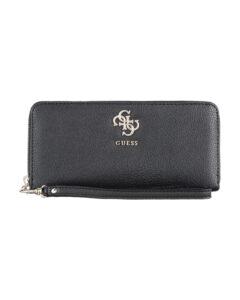 Guess Digital Large Peňaženka Čierna
