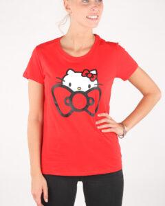 Converse Hello Kitty Tričko Červená