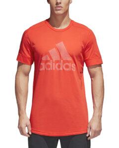 adidas Performance Tričko Červená