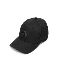 New Era LA Dodgers Šiltovka Čierna Viacfarebná