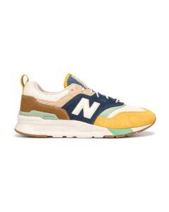 New Balance 997 Tenisky Žltá Viacfarebná