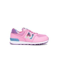 New Balance 574 Tenisky detské Ružová