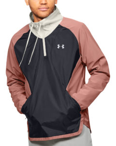 Under Armour Woven Bunda Čierna