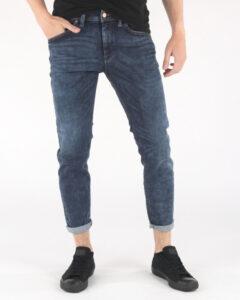 Diesel Stickker Jeans Modrá