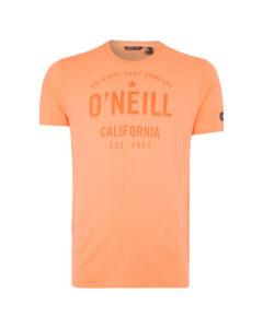 O'Neill Ocotillo Tričko Oranžová