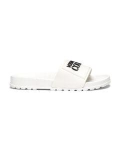 Versace Jeans Couture Šľapky Biela