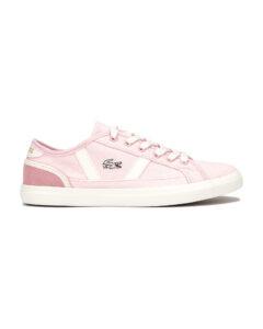 Lacoste Sideline Tenisky Ružová Béžová
