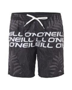 O'Neill Stacked Plavky Čierna