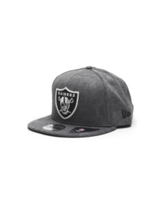 New Era Oakland Raiders Šiltovka Šedá