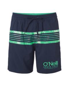 O'Neill Cali Plavky Modrá Zelená