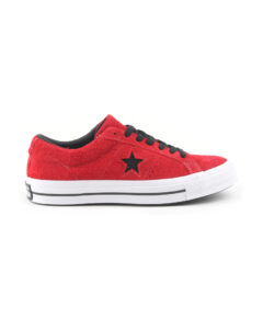 Converse One Star OX Tenisky Červená
