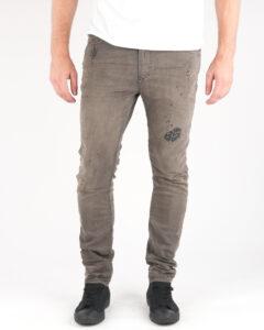 Diesel Spender Jeans Hnedá Šedá