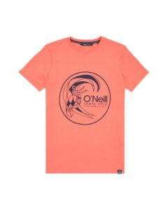 O'Neill Circle Surfer Tričko detské Oranžová