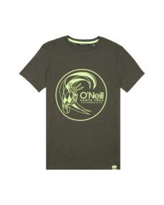 O'Neill Circle Surfer Tričko detské Zelená