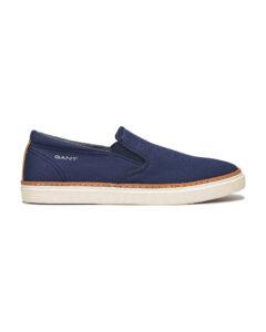 Gant Prepville Slip On Modrá