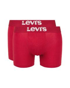 Levi's Boxerky 2 ks Červená
