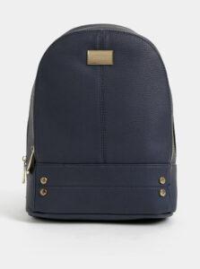 Tmavomodrý elegantný batoh Bessie London