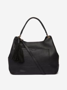Čierna kabelka so strapcom Dorothy Perkins