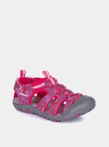 Ružové dievčenské sandále LOAP Dopey