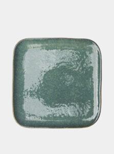 Zelený tanier Tranquillo Frieda Merle