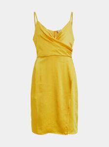 Žlté šaty VILA