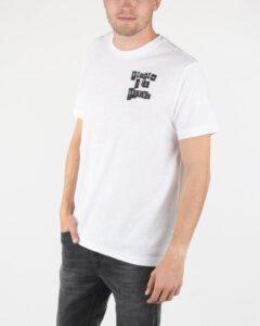 Diesel T-Joe-Rh Tričko Biela