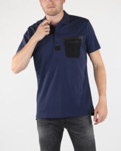 Diesel T-Temp Polo tričko Modrá