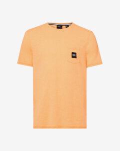 O'Neill The Essential Tričko Oranžová