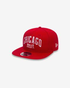 New Era Chicago Bulls Šiltovka Červená