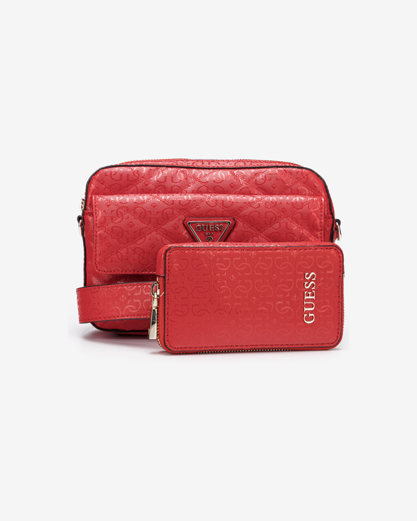 Guess Astrid Cross body bag Červená