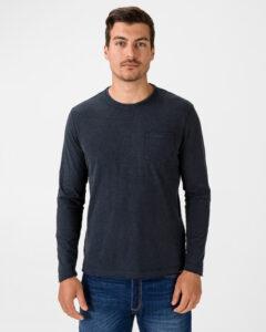 GAS Dhiren/s Tričko Modrá