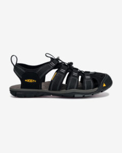 Keen Clearwater Cnx Sandále Čierna