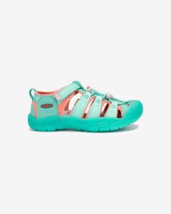 Keen Newport H2 Sandále detské Zelená