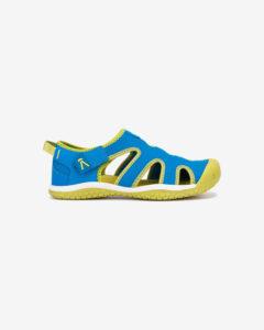Keen Stingray Sandále detské Modrá Zelená