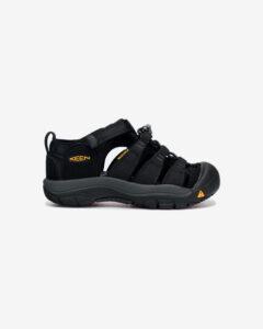 Keen Newport H2 Sandále detské Čierna