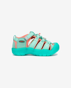 Keen Newport H2 Sandále detské Modrá Ružová