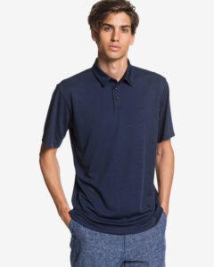 Quiksilver Waterman Water Polo tričko Modrá
