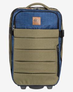 Quiksilver New Horizon Cestovná taška Modrá Zelená