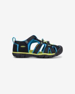 Keen Seacamp II CNX Sandále detské Čierna Modrá
