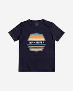 Quiksilver Drift Away Tričko detské Čierna