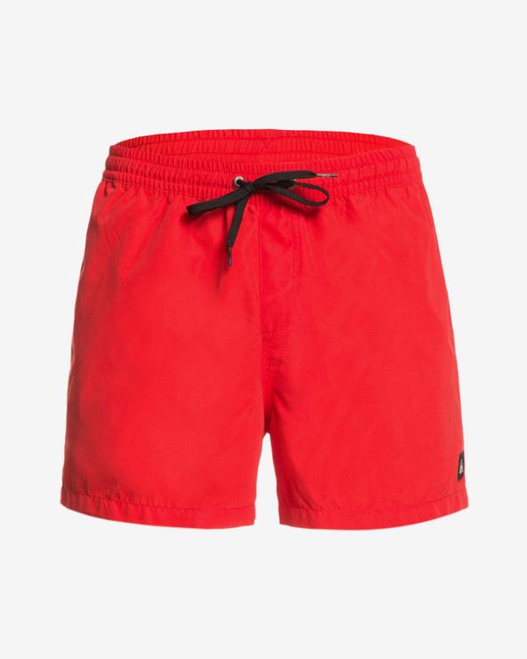Quiksilver Everyday Plavky Červená