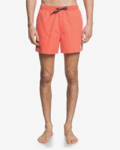 Quiksilver Everyday Plavky Béžová Oranžová