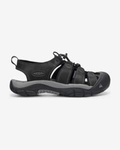 Keen Newport Sandále Čierna Šedá