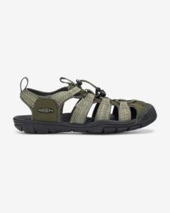 Keen Clearwater Cnx Sandále Zelená