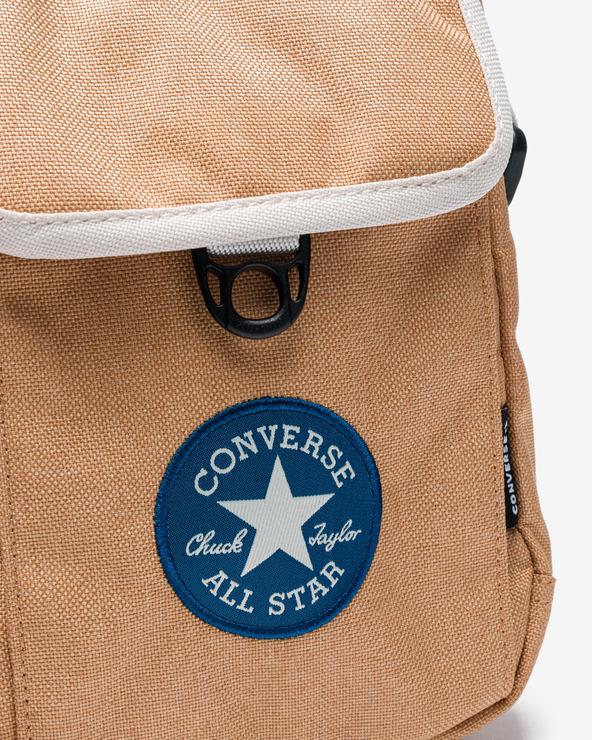Converse Cross body bag Hnedá Béžová