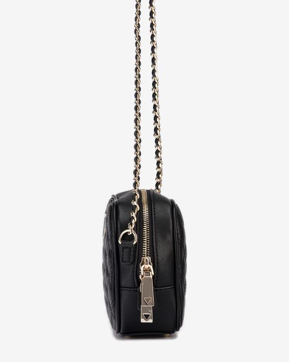Guess Cessily Mini Cross body bag Čierna