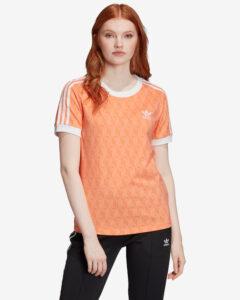 adidas Originals Tričko Oranžová